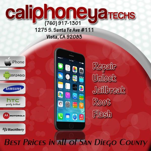 Photos at Caliphoneya Techs - Mobile Phone Shop in Vista