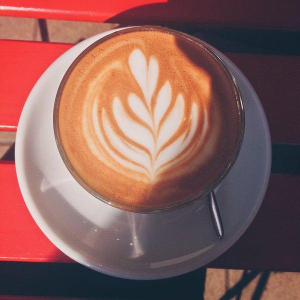 5/30/2015에 Lilla V.님이 Tamp & Pull Espresso Bar에서 찍은 사진