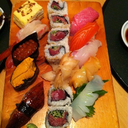 Photo taken at Kiku Restaurant by Julien,David N. on 3/7/