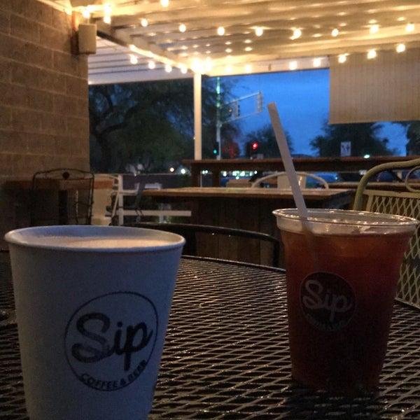 2/15/2019에 A님이 Sip Coffee & Beer House에서 찍은 사진