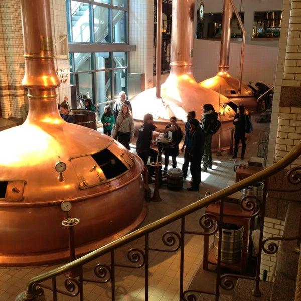 Das Foto wurde bei Heineken Experience von Nando A. am 4/1/2013 aufgenommen