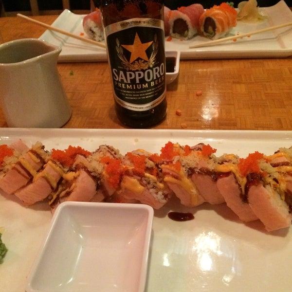 12/10/2017 tarihinde Kathy P.ziyaretçi tarafından Desaki Japanese Restaurant'de çekilen fotoğraf