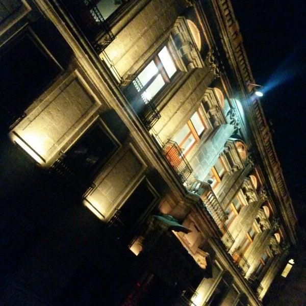 4/11/2015 tarihinde Lau S.ziyaretçi tarafından Museo Nacional de Arte (MUNAL)'de çekilen fotoğraf