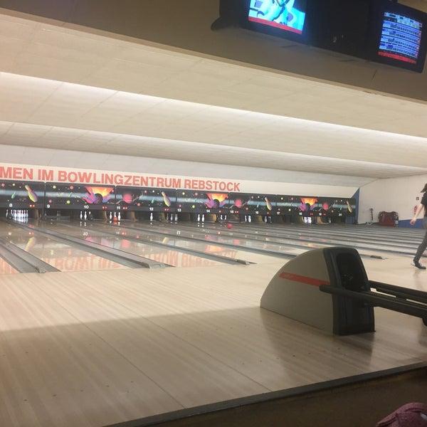 Bowling Frankfurt Rebstock