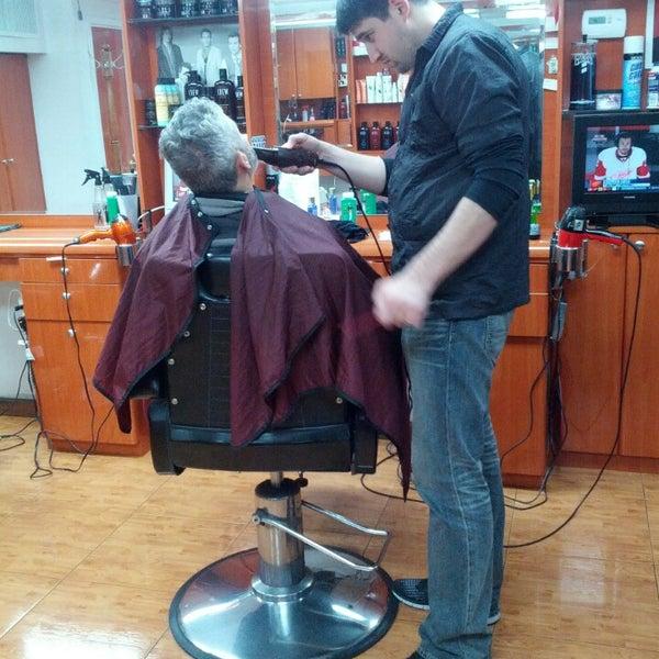 5/18/2013에 Ronal Q.님이 David's Hairstyling에서 찍은 사진