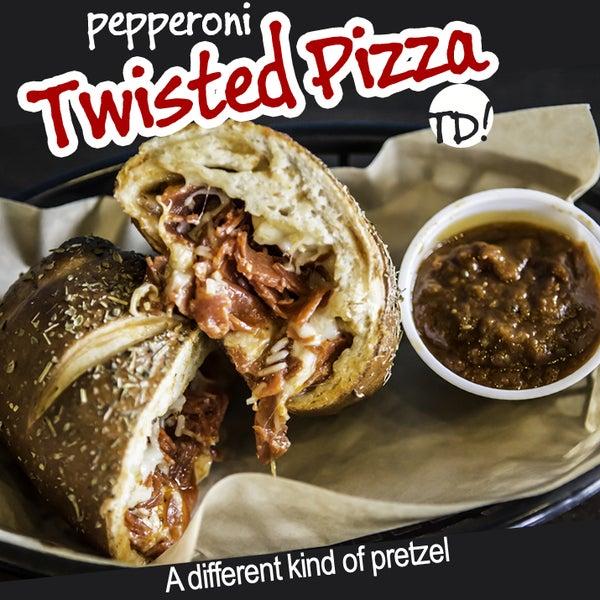 Снимок сделан в Twisted Doh! Pretzels & Coffee пользователем Twisted Doh! Pretzels & Coffee 11/25/2014