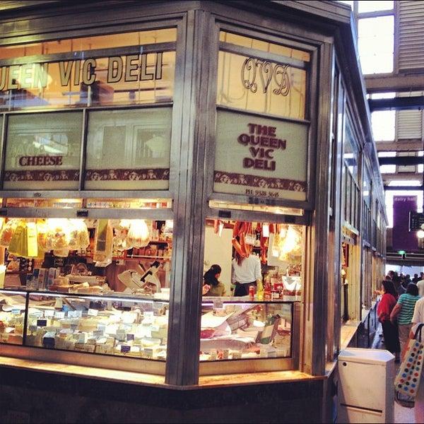Foto diambil di Queen Victoria Market oleh Supree T. pada 11/4/2012