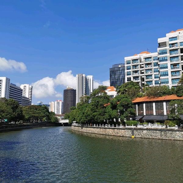 Foto diambil di Singapore River oleh Daniel N. pada 2/20/2020