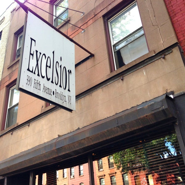 Excelsior (Now Closed) - Central Slope - 390 5th Ave