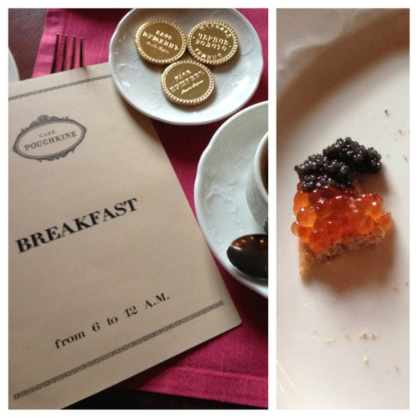 7/27/2013 tarihinde Carly B.ziyaretçi tarafından Cafe Pushkin'de çekilen fotoğraf