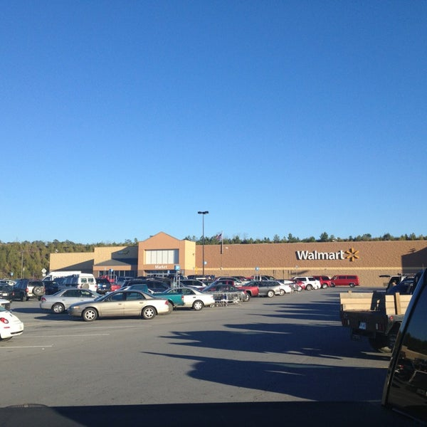 Walmart Supercenter - Ellijay, GA