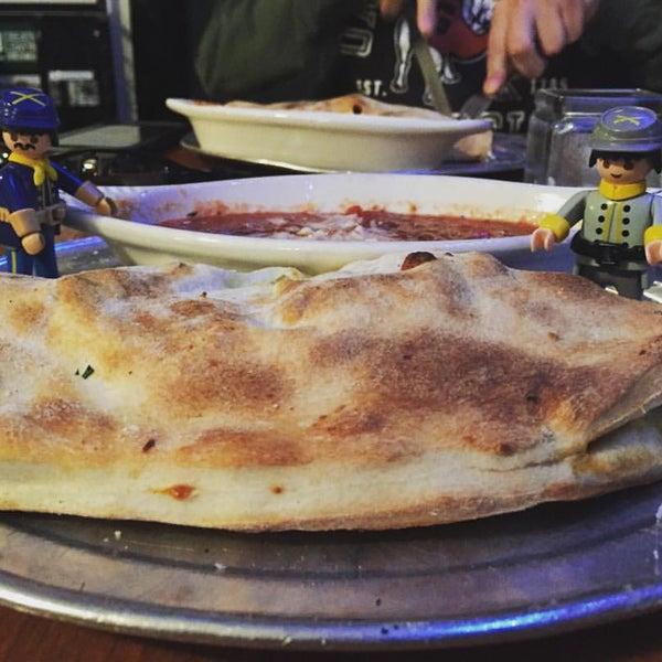 11/22/2015にCarlton M.がGrant Central Pizza & Pastaで撮った写真