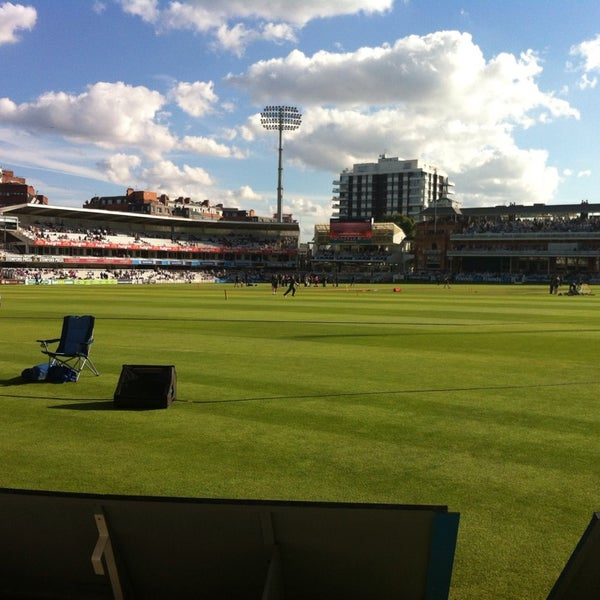 Foto tomada en Lord's Cricket Ground (MCC)  por Kevin R. el 7/25/2013