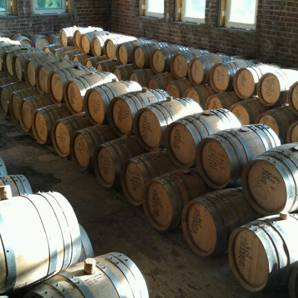 Foto scattata a Kings County Distillery da Paul R. il 10/13/2012