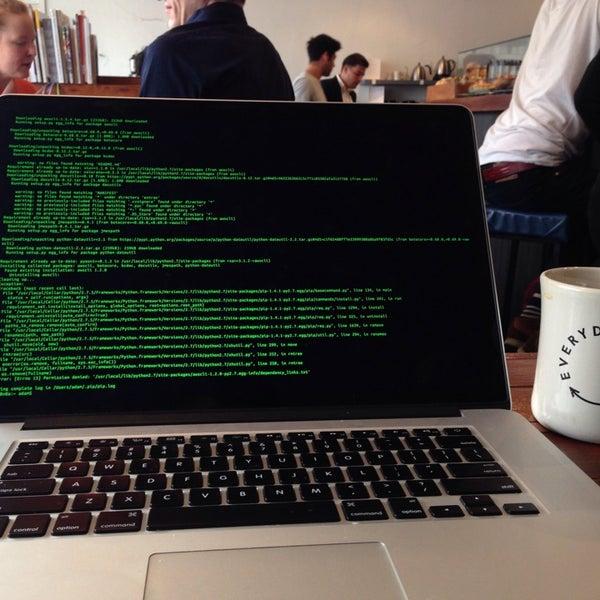 10/29/2014にAdamがEveryday Coffeeで撮った写真