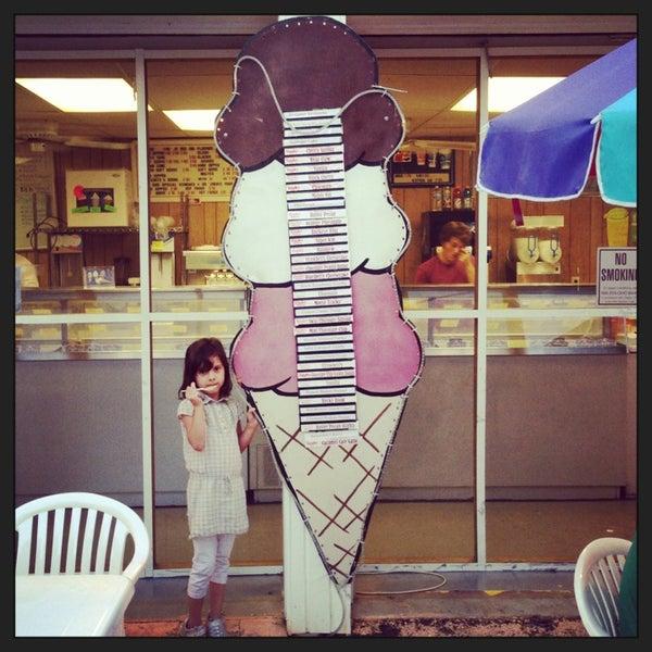Photos At Yoder S Red Barn Ice Cream Ice Cream Shop In Ashland