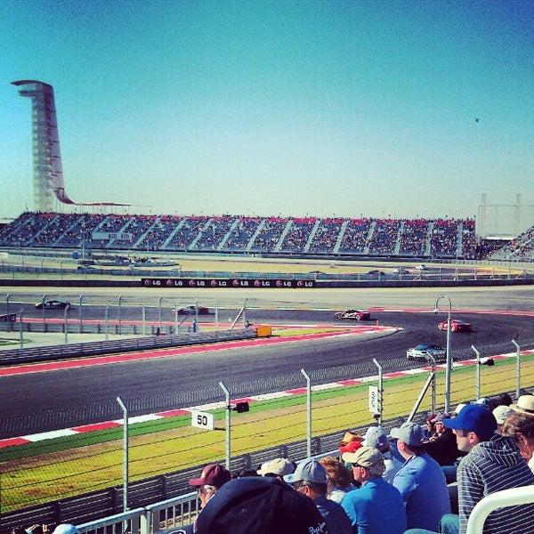 11/18/2012 tarihinde Joshua R.ziyaretçi tarafından Circuit of The Americas'de çekilen fotoğraf
