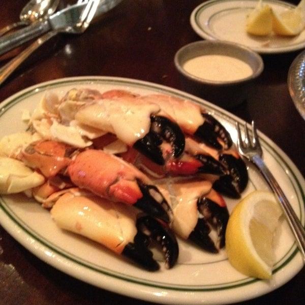 4/8/2013にBill W.がJoe's Seafood, Prime Steak & Stone Crabで撮った写真