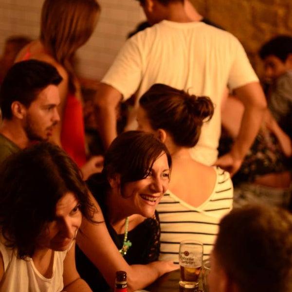 Berenjenal bar, Carrer de la Diputació 215, Barcelona #berenjenal #berenjenalbar #losmejoresmojitos #cubataslowcost