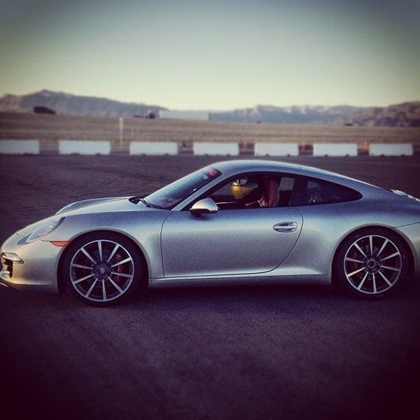 Снимок сделан в Exotics Racing пользователем Petar M. 11/8/2012