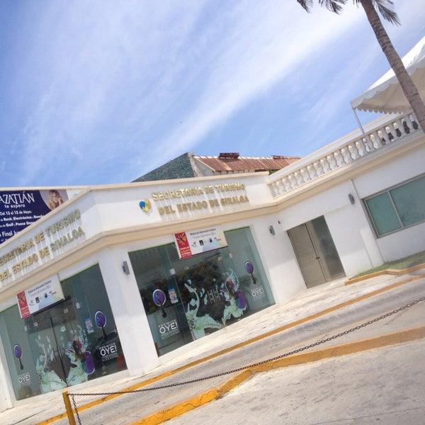 Secretaría de Turismo del Estado de Sinaloa - Mazatlán, Sinaloa
