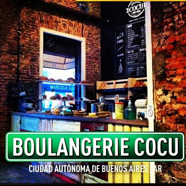 Foto diambil di Boulangerie Cocu oleh Gessana S. pada 6/26/2013