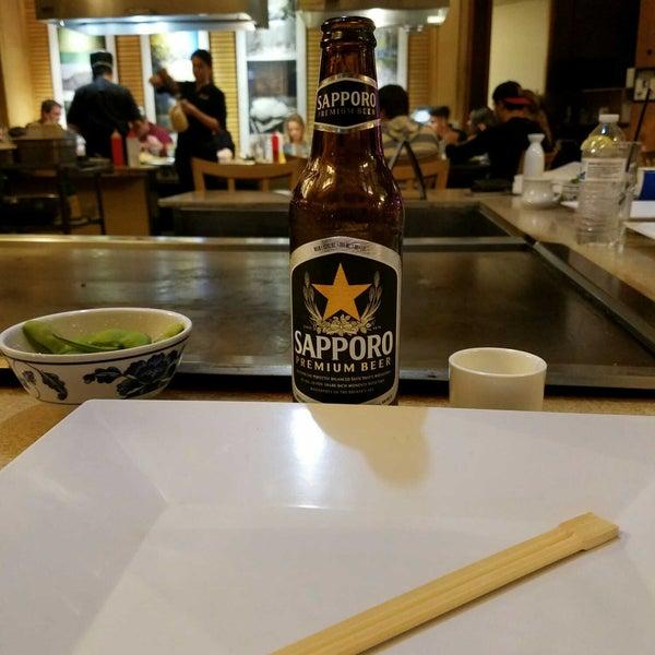 2/16/2018 tarihinde Brian A.ziyaretçi tarafından Desaki Japanese Restaurant'de çekilen fotoğraf