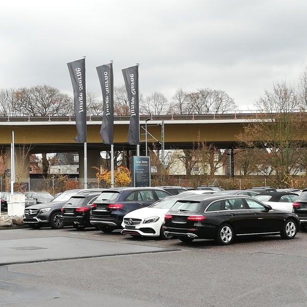 Leverkusen Mercedes