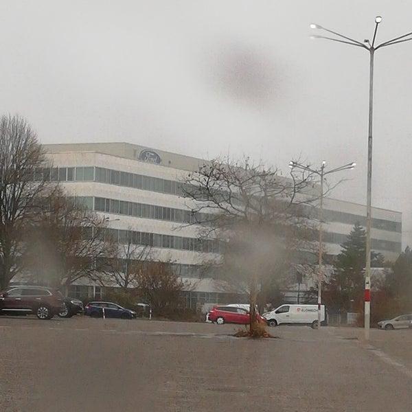 Ford Werke Köln Merkenich