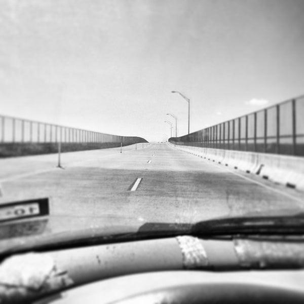 Anzalduas International Bridge - 6100 S Stewart Rd