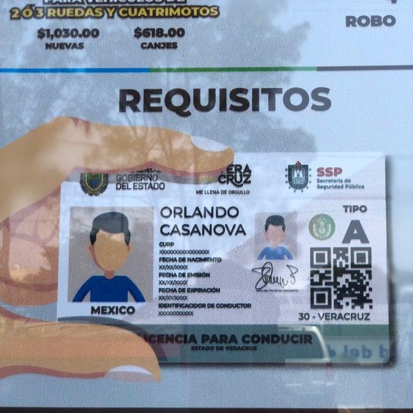 Photos At Modulo De Licencias Office In Veracruz