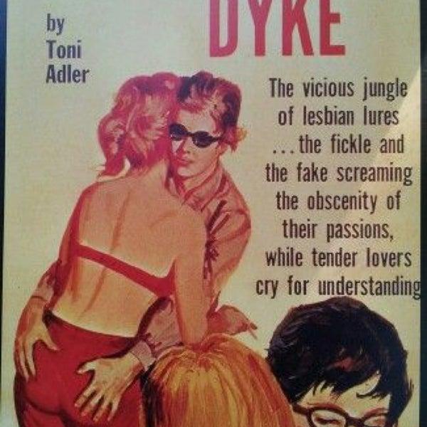 Lesbian Fiction Books
