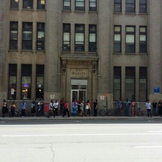 Immigration canada bureau de la citoyennet ville marie montr al qc - Bureau immigration canada ...