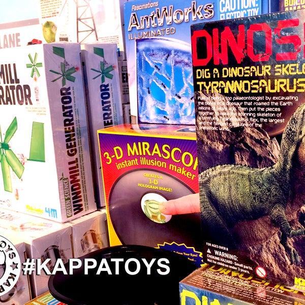 Photo prise au Kappa Toys par Kappa Toys le10/16/2014
