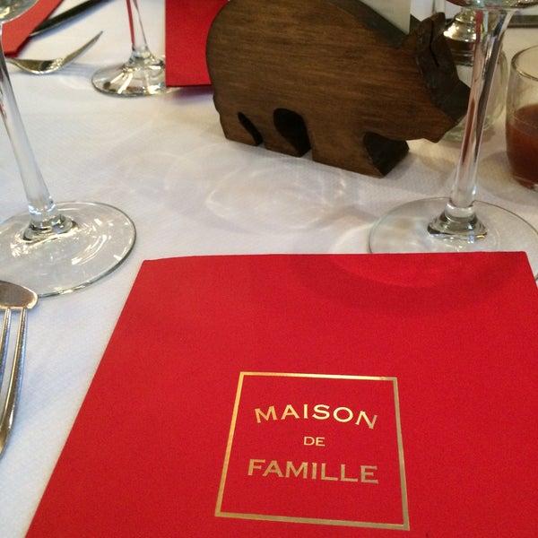 รูปภาพถ่ายที่ Maison de Famille โดย Sil C. เมื่อ 12/27/2014