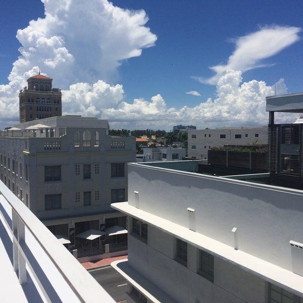 6/21/2015にMarta K.がDream South Beach Hotelで撮った写真