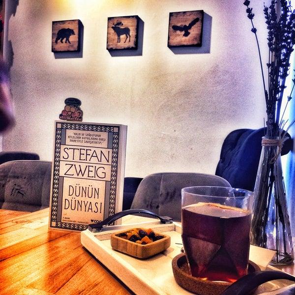 1/4/2018 tarihinde Muratziyaretçi tarafından Coffee Project'de çekilen fotoğraf