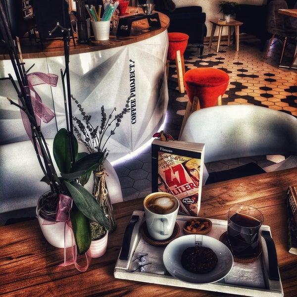 11/15/2017 tarihinde Muratziyaretçi tarafından Coffee Project'de çekilen fotoğraf