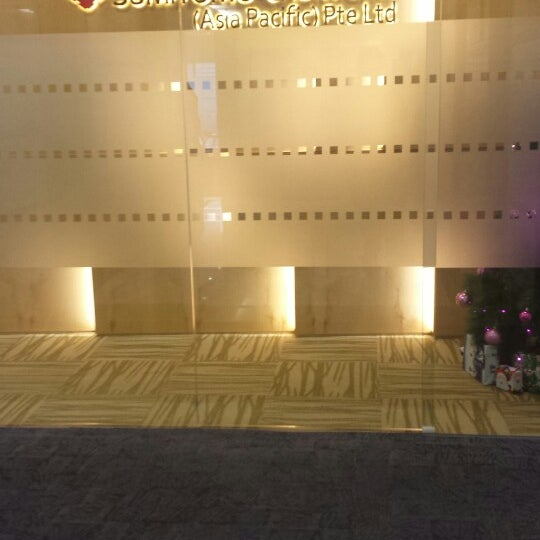 Photos at Sumitomo Chemical Singapore - Office in Downtown Core