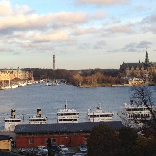 Foto tirada no(a) Grand Hôtel Stockholm por Harry B. em 11/13/2012