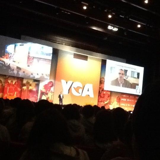 Das Foto wurde bei İstanbul Kongre Merkezi von Melike Ayşe A. am 11/24/2012 aufgenommen