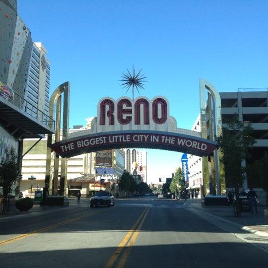 Снимок сделан в Eldorado Resort Casino пользователем Mike M. 10/18/2012