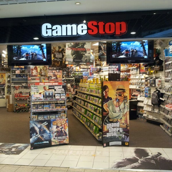 Gamestop Norge