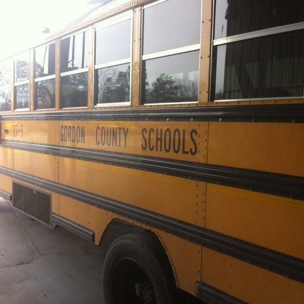 Photos at Gordon County Schools Transportation Office