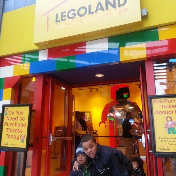 Photo prise au LEGOLAND® Discovery Center par Richard M. le4/18/2013