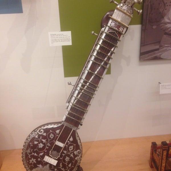 Photo prise au Musical Instrument Museum par sergey k. le12/18/2014