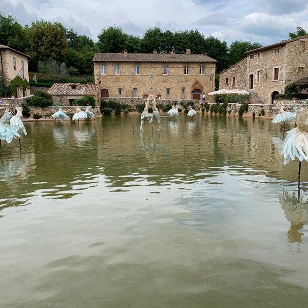 Albergo Le Terme Bagno Vignoni Pool