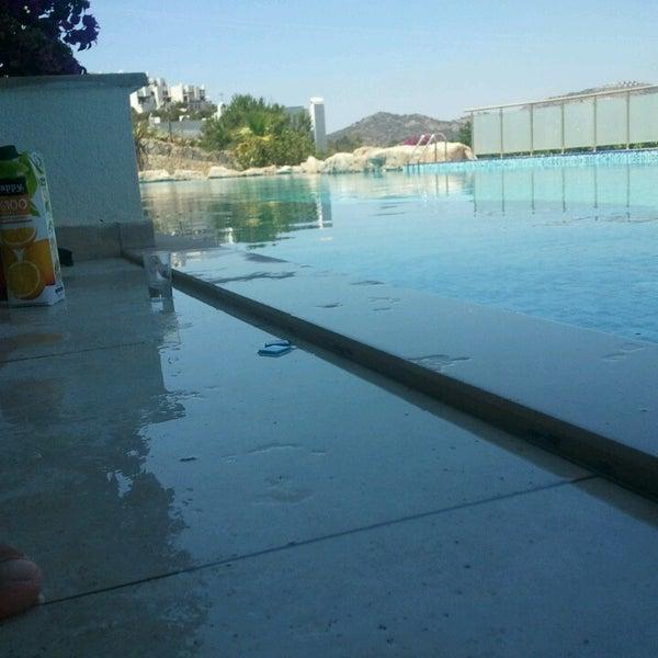 Das Foto wurde bei Sianji Wellbeing Resort von Mert K. am 6/19/2013 aufgenommen