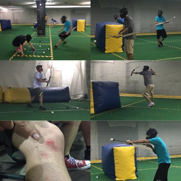 Foto diambil di Indoor Extreme Sports oleh Elizabeth I. pada 6/22/2016