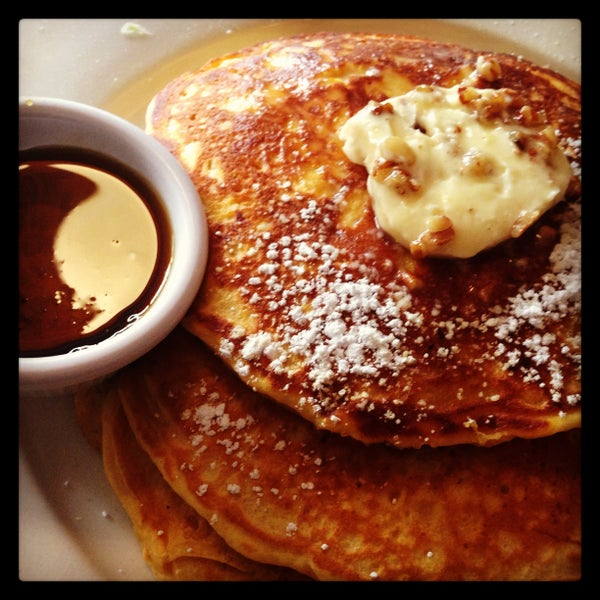 In a world full of mediocre pancakes, the sweet potato stack stands well above the rest. Not to be missed!!